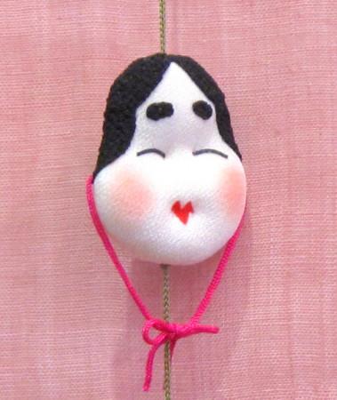 清水まり子さんの吊るし飾り2014雛祭2_1.jpg